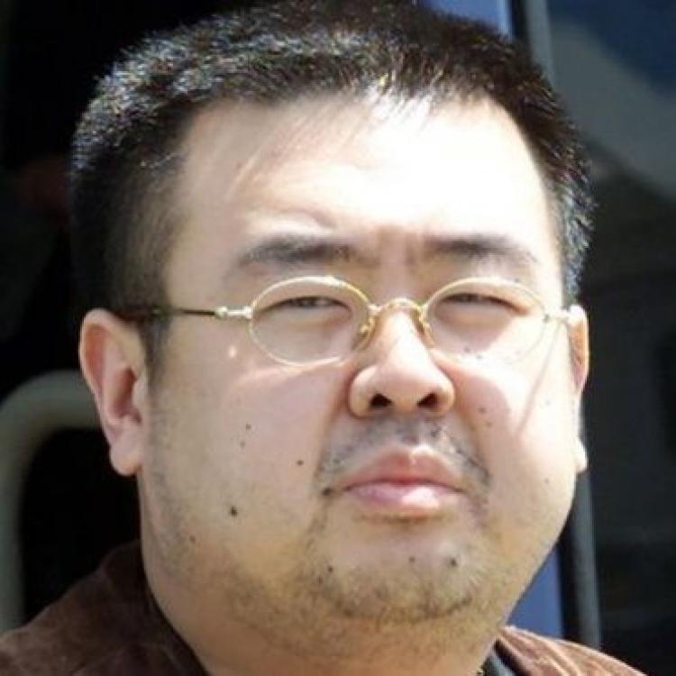 朝鮮用VX神經毒劑謀殺金正男