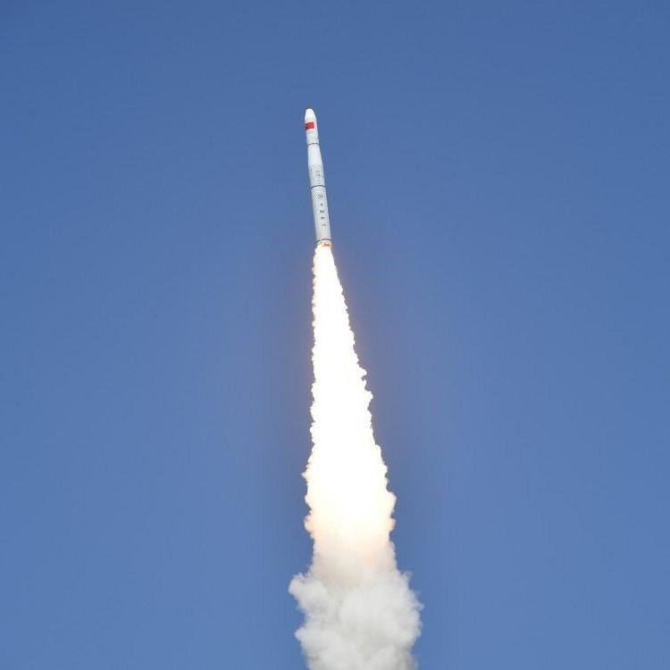 中國發射「珠海一號」02組衞星