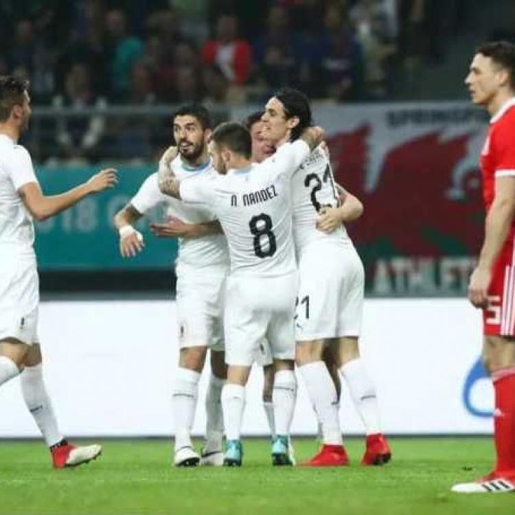 烏拉圭發威捧走中國盃