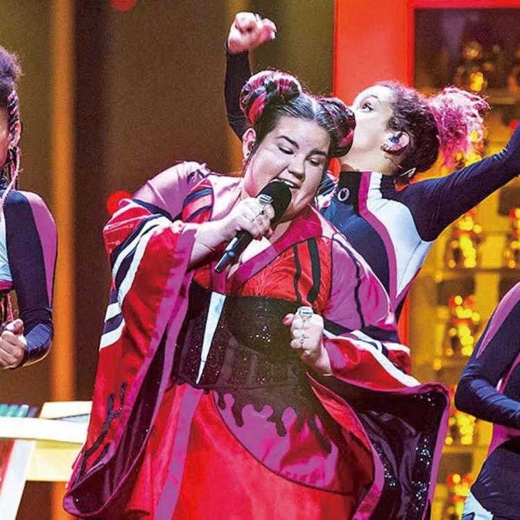 以色列歌手歐歌賽奪冠
