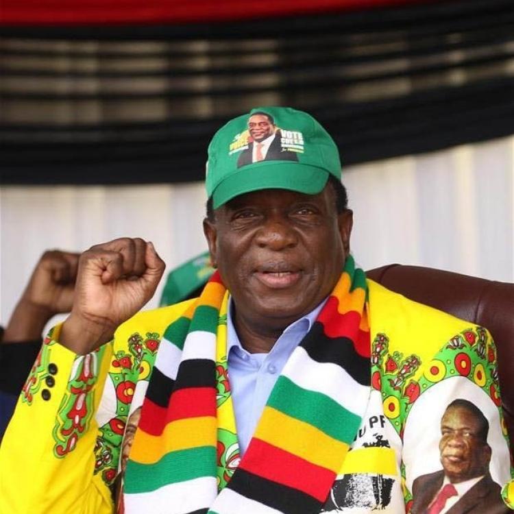 津巴布韋將於7月舉行總統選舉