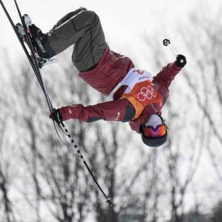 夏普滑雪有幾勁你要睇!