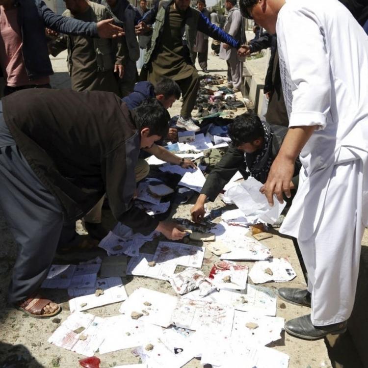 阿富汗自殺式襲擊增至57死