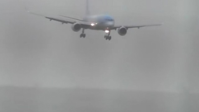 機師技術高超安全著陸