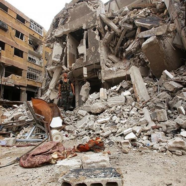 俄軍方:敘利亞政府已控制杜馬鎮