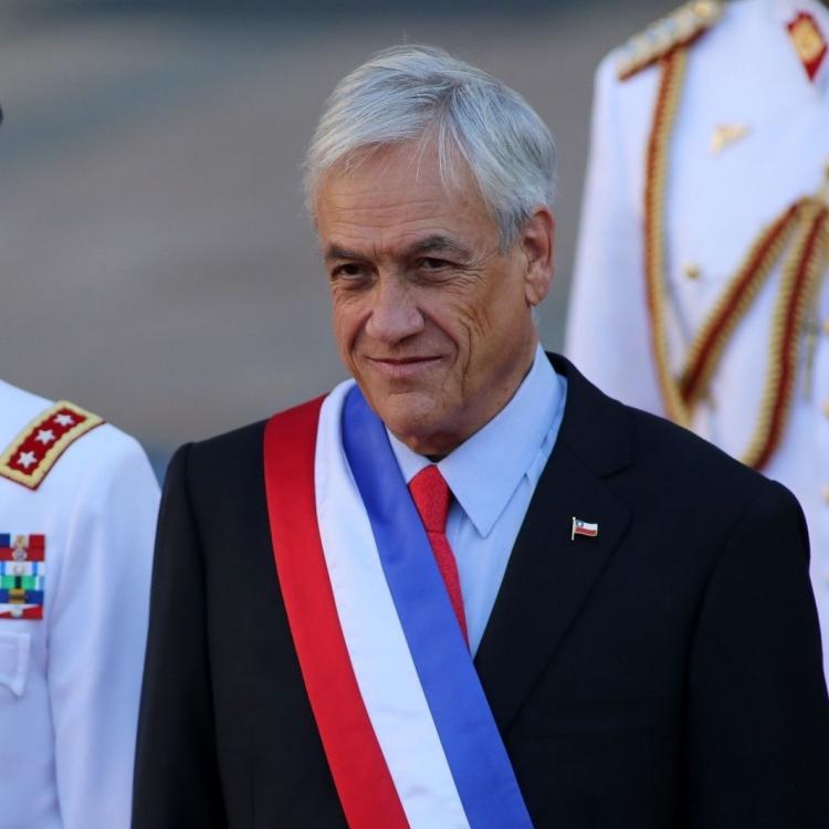 智利新任總統皮涅拉宣誓就職