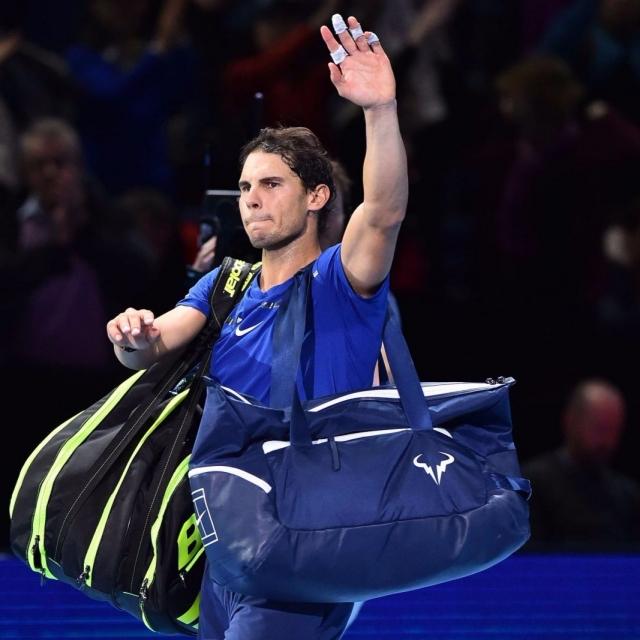 拿度宣布退出ATP年終賽