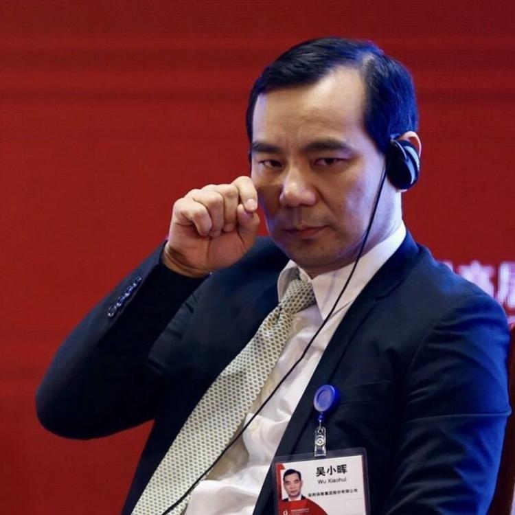 安邦原董事長吳小暉獲刑18年