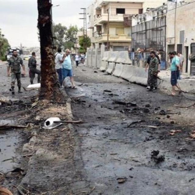 敘利亞巴士爆炸至少24死傷