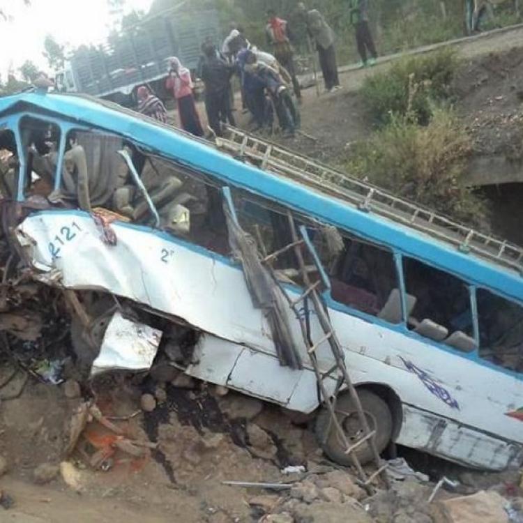 埃塞俄比亞巴士墮崖至少38死