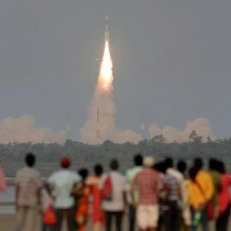 印度通信衛星與地面失聯