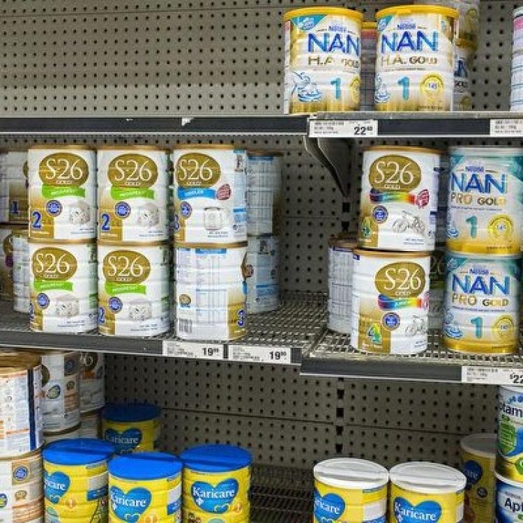 澳洲超市出新招限購兩罐