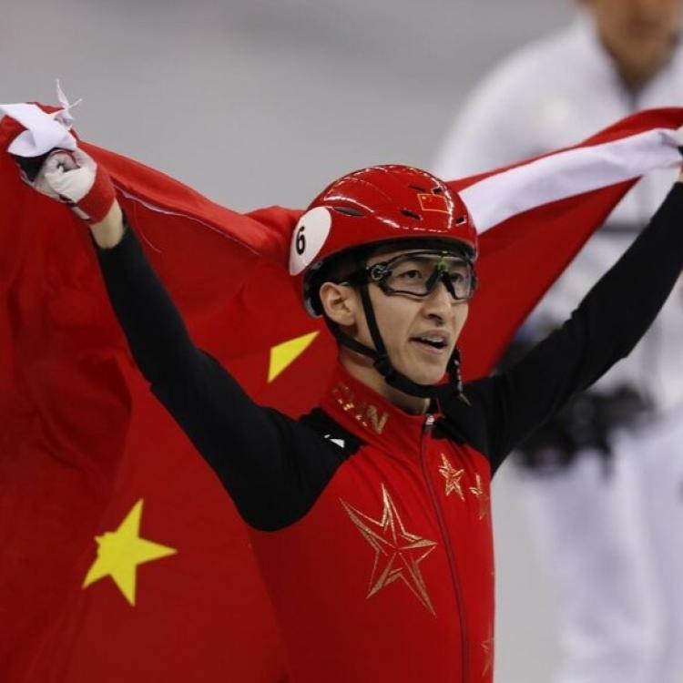 武大靖破世界紀錄摘中國首金