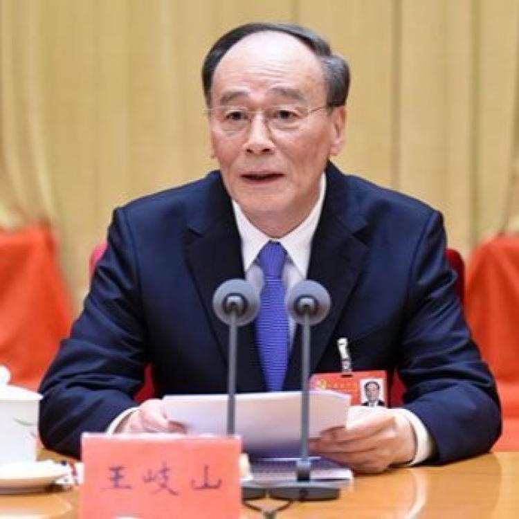 王岐山當選湖南人大代表