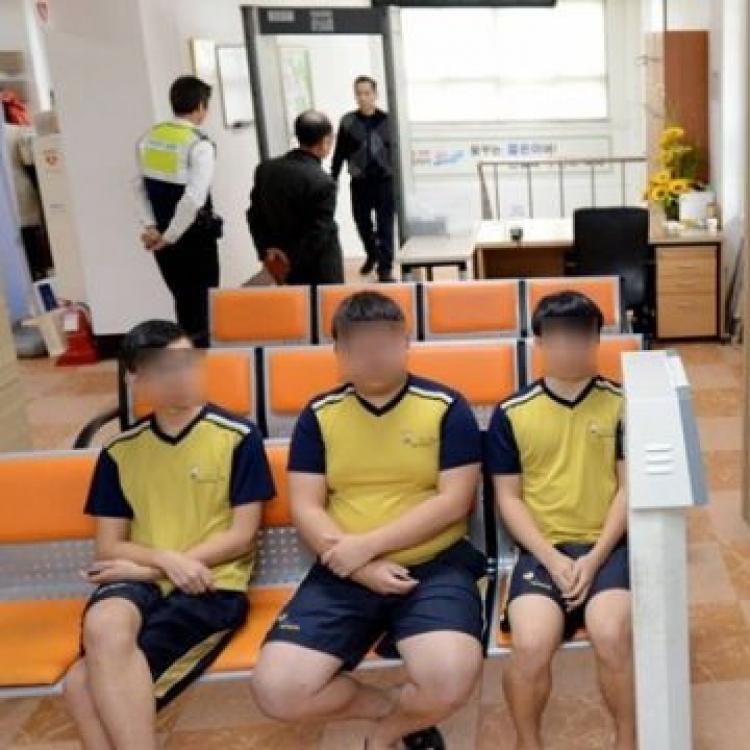 韓男為逃兵役 半年谷肥自己達249磅