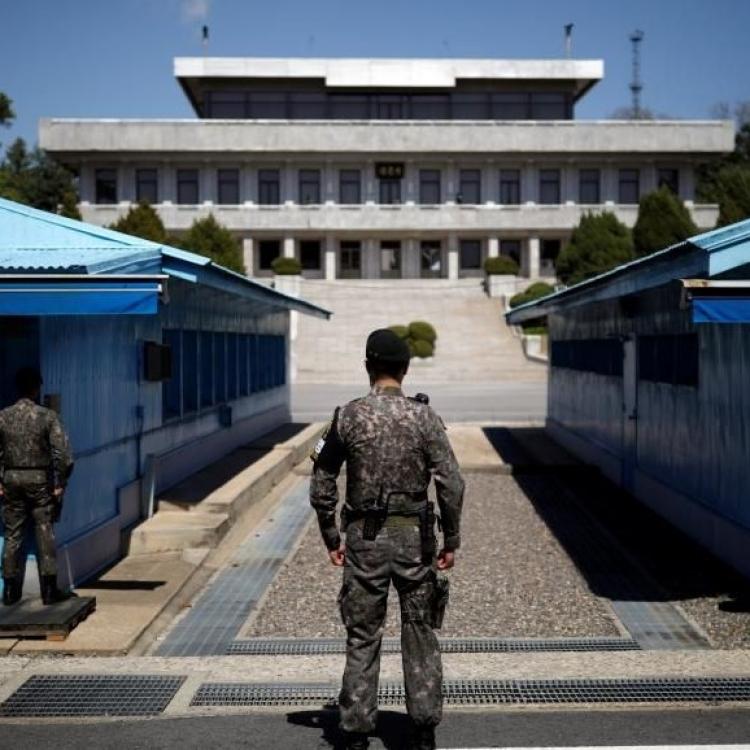 韓媒:朝鮮提議明日高級別會談