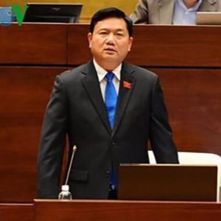 越中央經濟部副部長丁羅升被捕