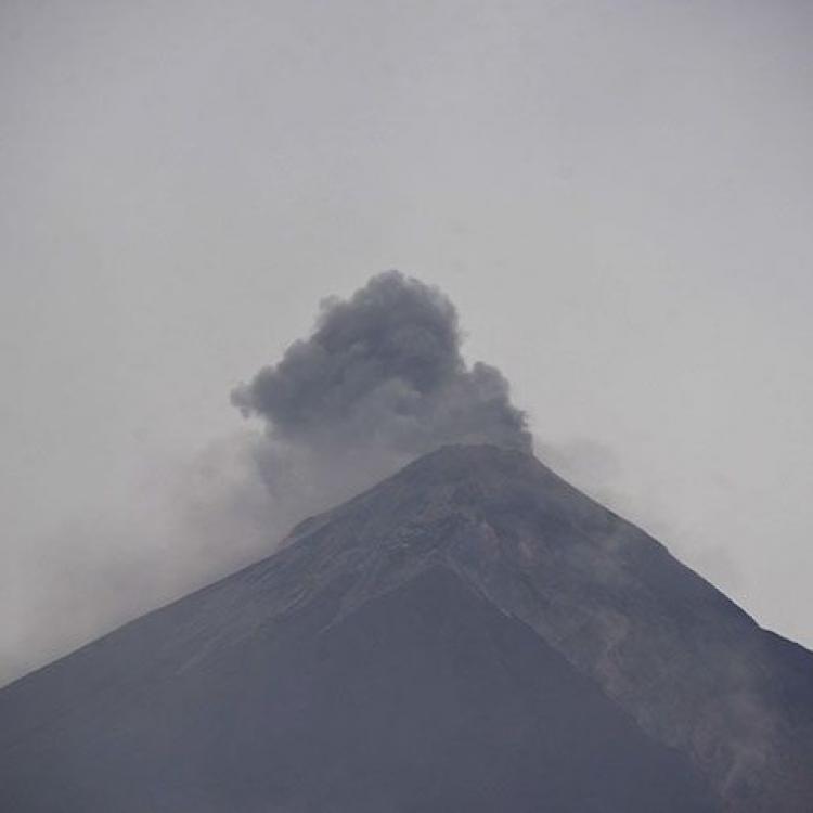 危地馬拉火山爆發增至69死