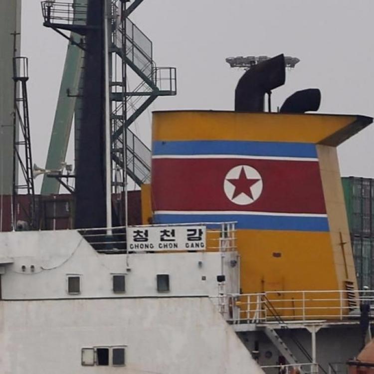 當中三艘屬朝鮮