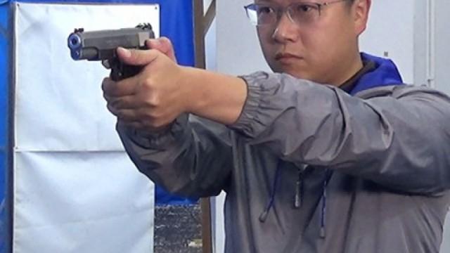 【狙擊大媽】神槍手實試BB彈射凹豬肉