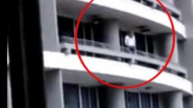 女子飛墮27樓慘死
