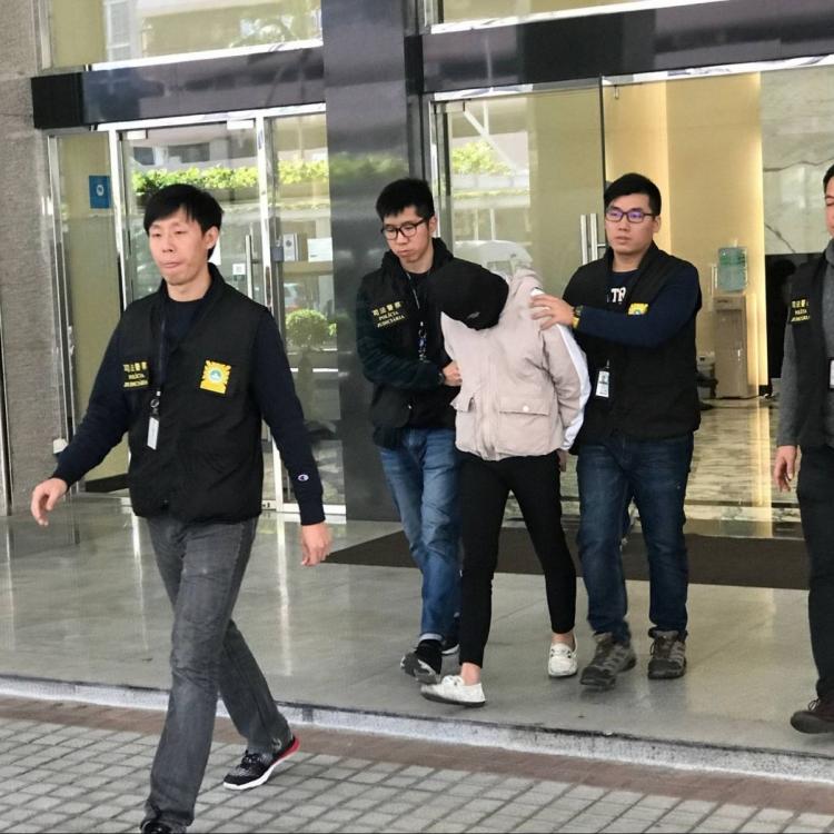 16歲內地廚房男被捕