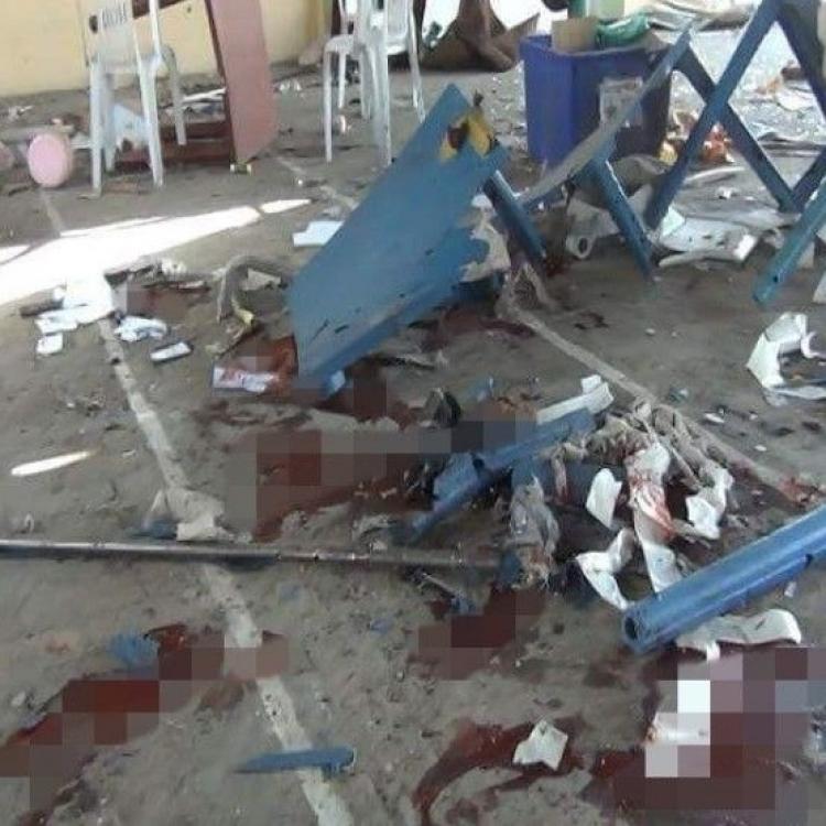 阿富汗選民登記站爆炸 逾40人死傷