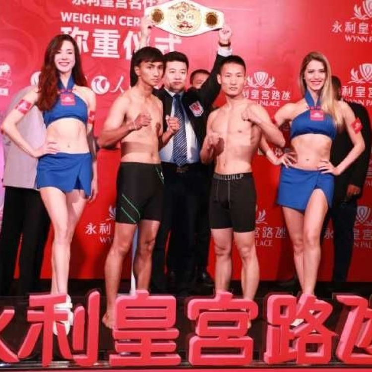 IBF絲路拳賽周三晚揭戰