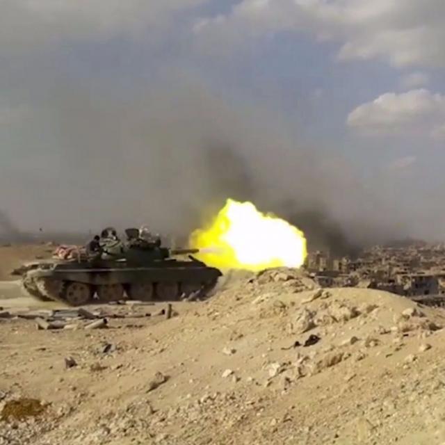 敘利亞遭IS襲擊至少75死