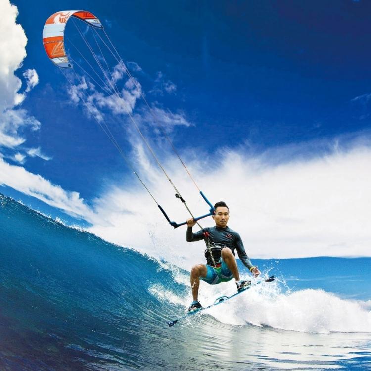 風箏滑浪玩盡海空