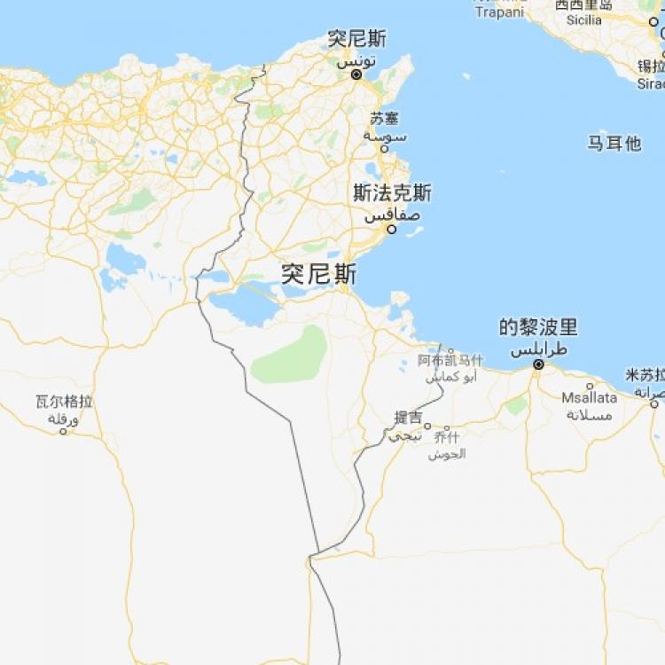 突尼斯近岸難民船翻沉最少35死