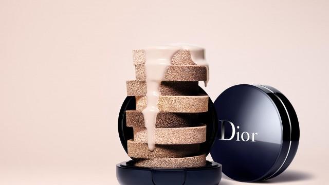 Dior氣墊粉登場