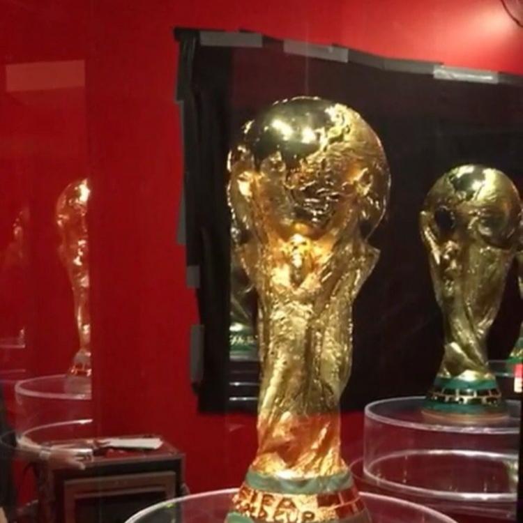 世界盃「大力神盃」29號澳門展出