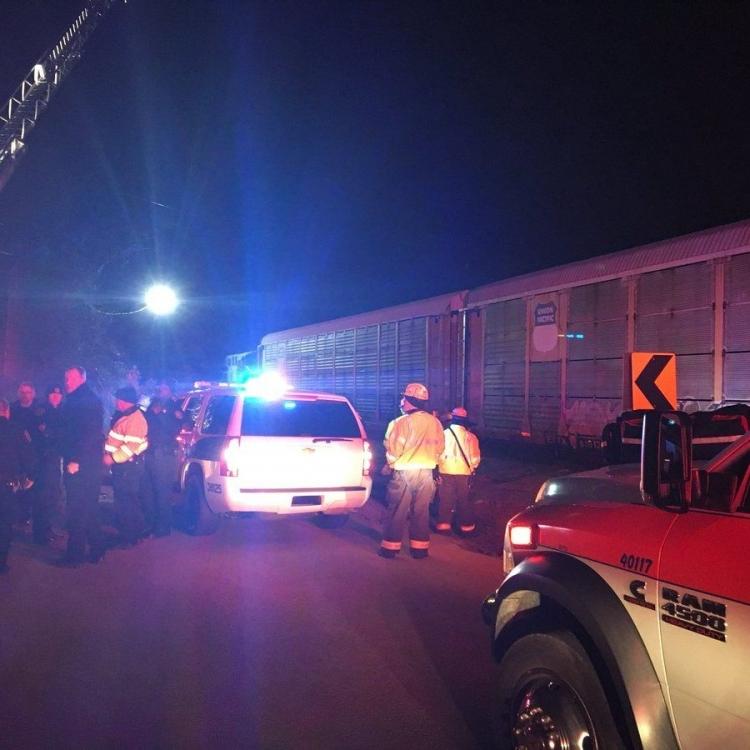 美國南加州火車相撞 兩死逾70傷
