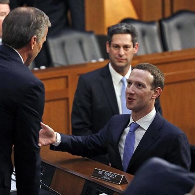 Facebook聽證會 妙問妙答