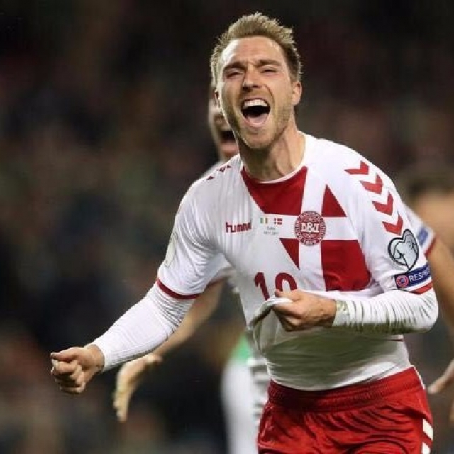 丹麥炒愛爾蘭入世盃決賽周