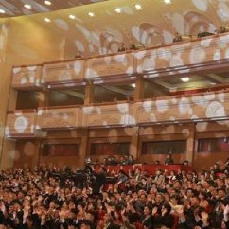 韓朝平壤聯合表演明日下午啟幕