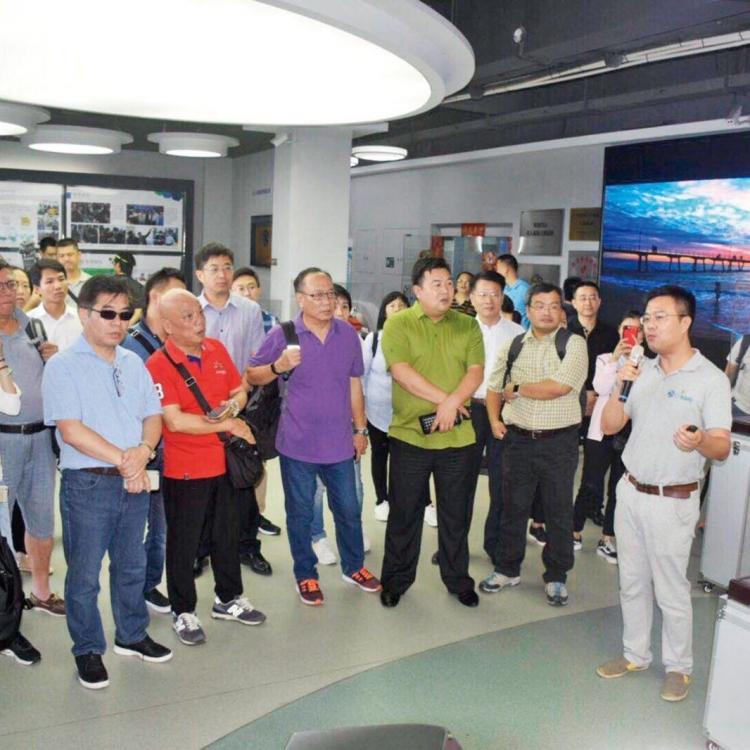 參觀珠海清華科技園