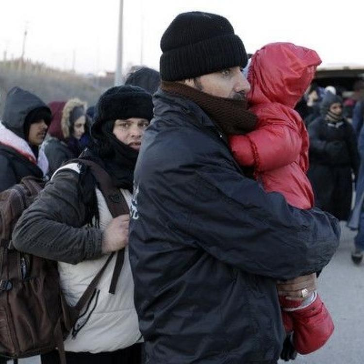 難民藉機偷渡芬蘭求庇護