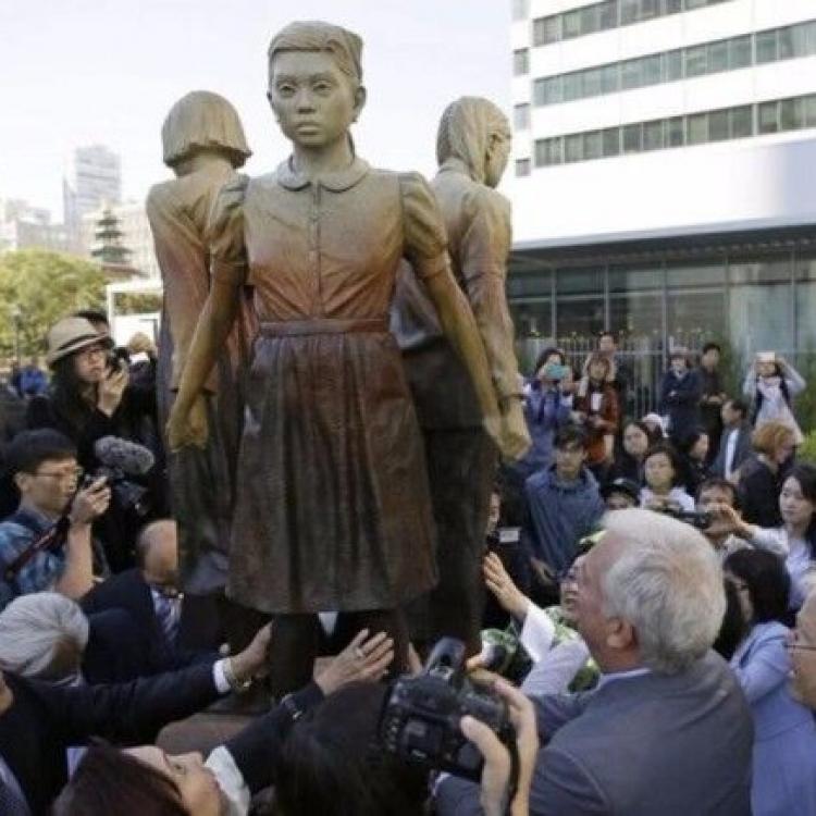 大阪解除60年友好城市關係
