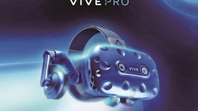 HTC Vive全面升級