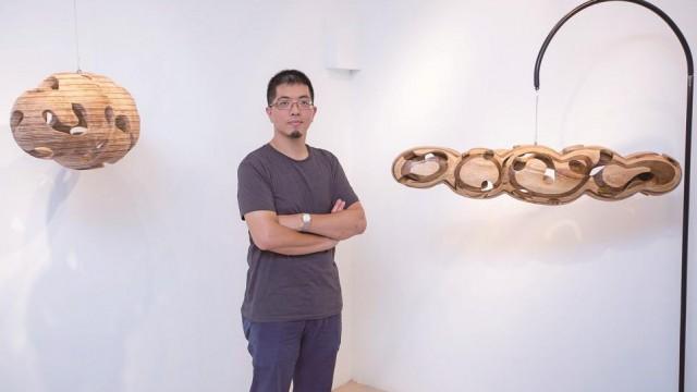 木雕生命進化論