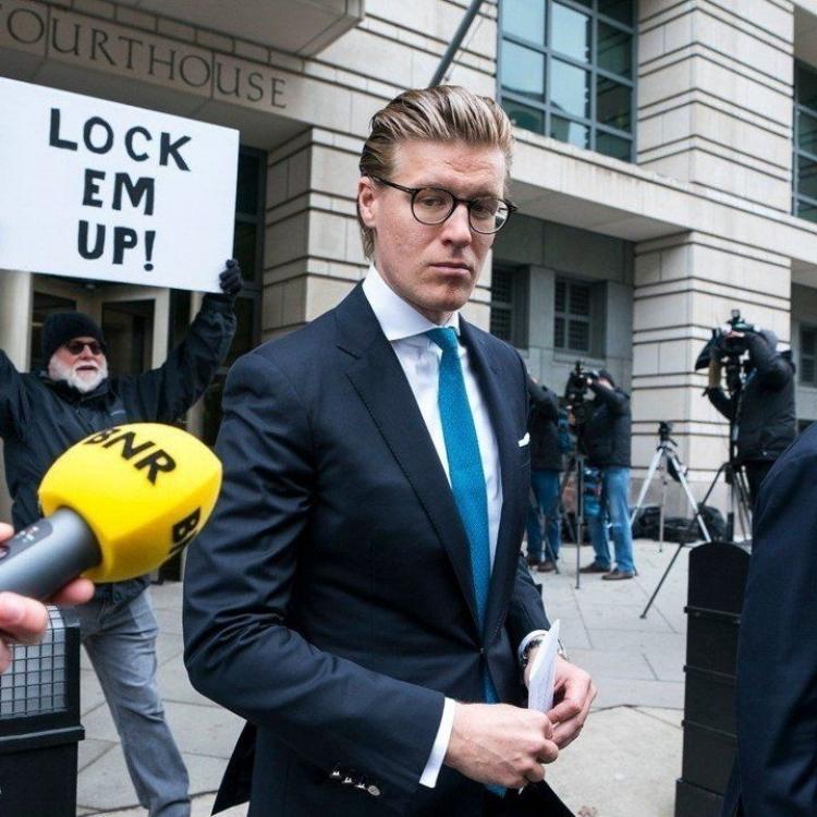 荷蘭律師將入獄30天