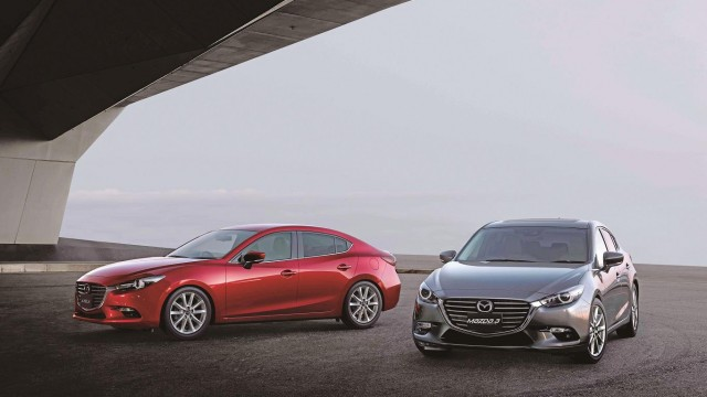 Mazda汽車獲IIHS安全評價