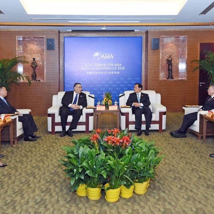 雙方冀加強旅遊合作