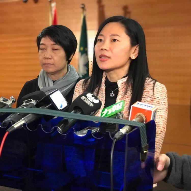 謝慶茜:冀提高文化局工作透明度