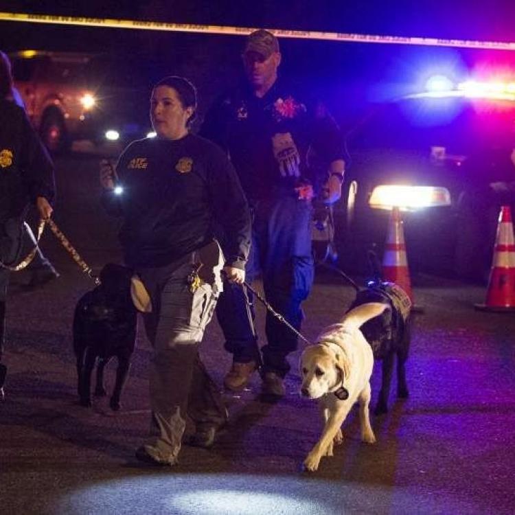 美德州炸彈案疑犯引爆炸彈自盡