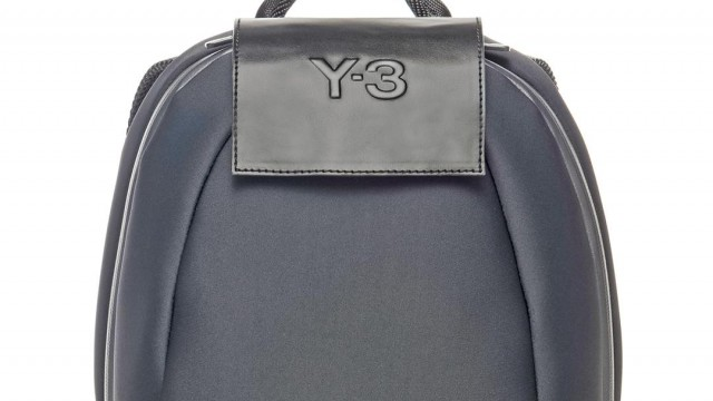 Y-3純黑背包