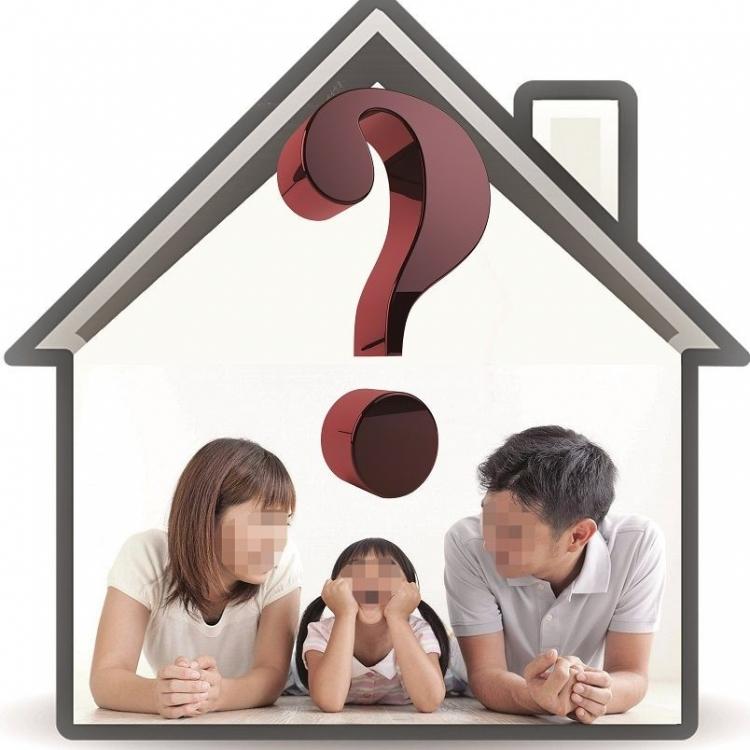 呂綺穎:住屋問題才是主因