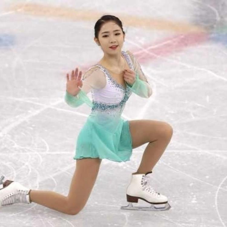 韓國「花滑女神」不二之選